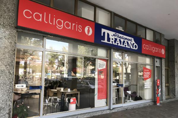 Arredamenti traiano consulenza arredo torino for Arredo negozi torino