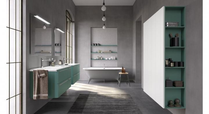 Essenze Comp_15 - Mobile Bagno   Arredo Bagno Archeda Torino ...