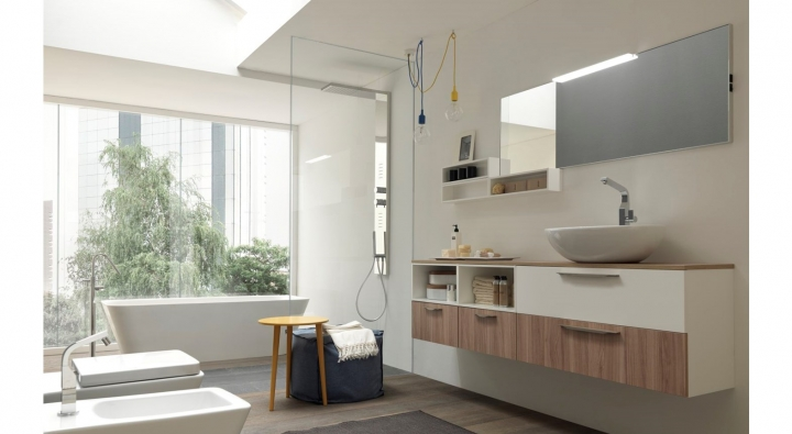 Light evolution comp arredo bagno arredo bagno archeda