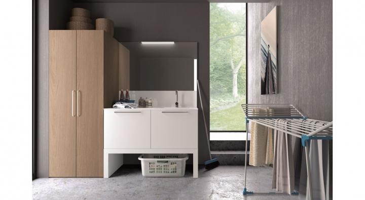 Comp 10 mobile lavanderia arredo bagno archeda torino