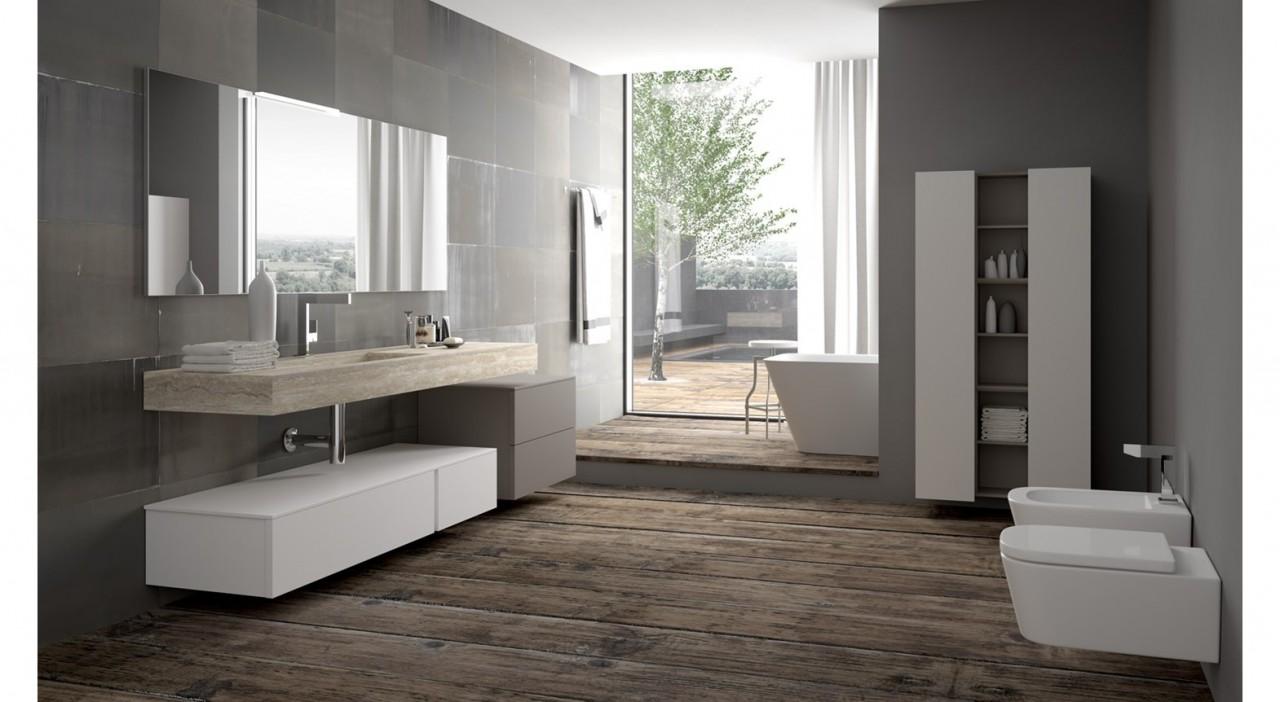 Aroma comp mobile bagno arredo bagno archeda torino