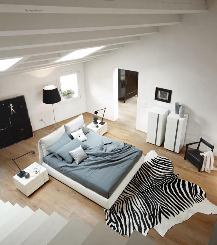 Cherie letto camere da letto san giacomo torino for Camere da letto moderne san giacomo