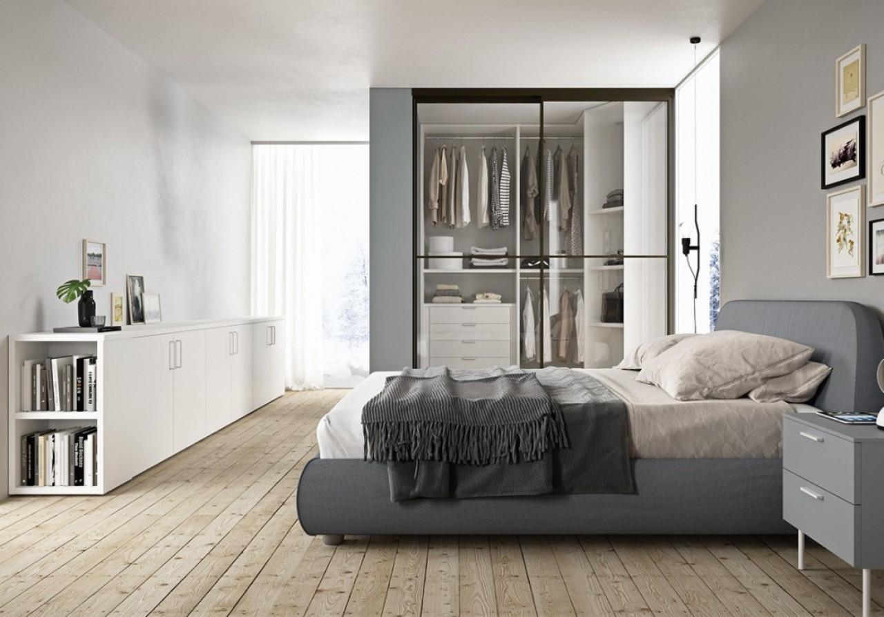 C3 cl06 camera da letto camere da letto cinquanta3 for Della camera arredamenti levane
