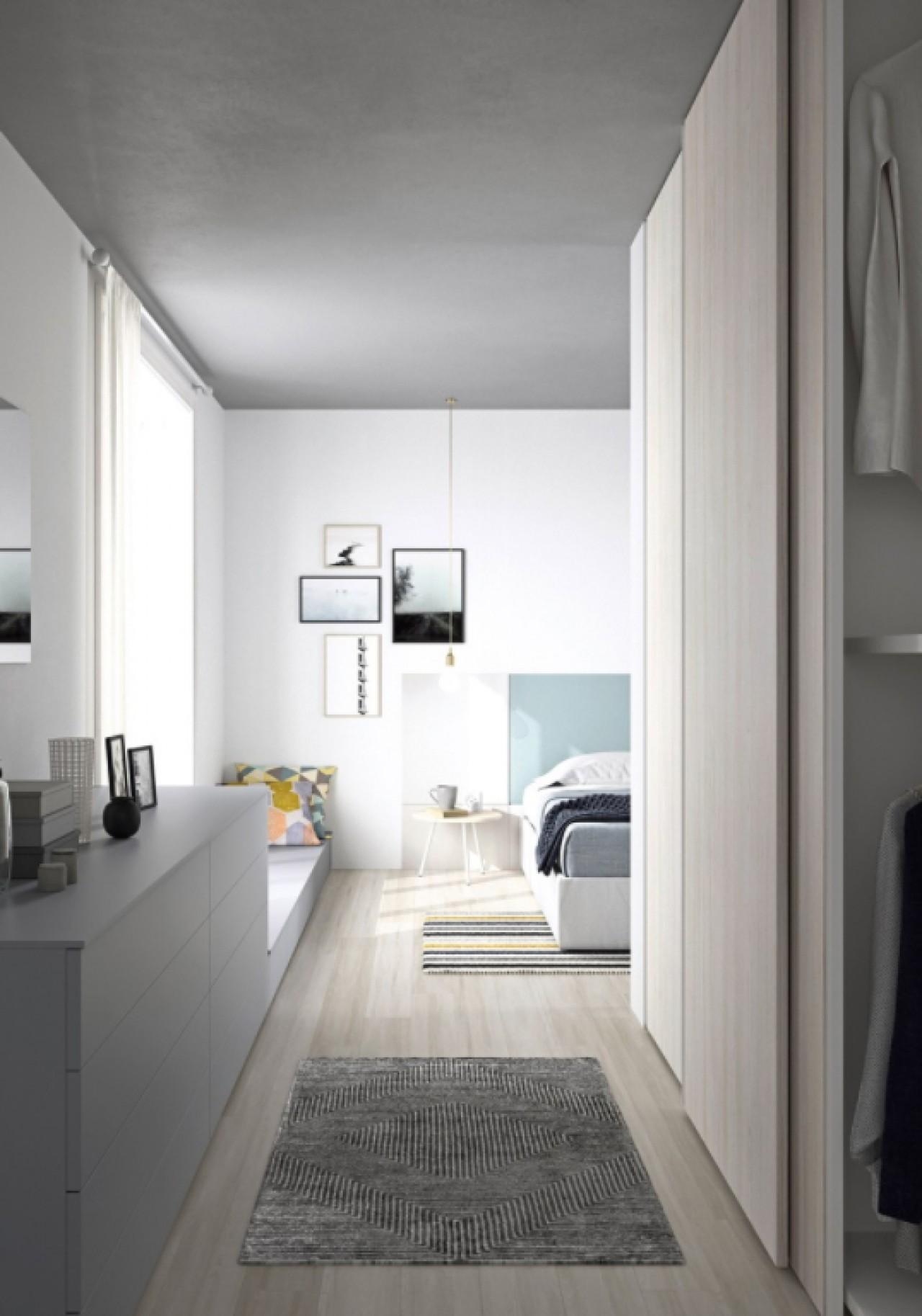 C3 cl07 camera da letto camere da letto cinquanta3 for Arredamenti traiano torino