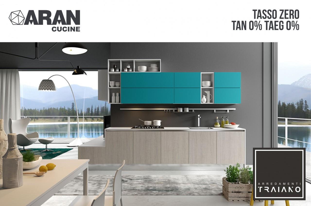 ARAN Cucine: Tasso Zero | Offerte Mobili Torino | Arredamenti Traiano