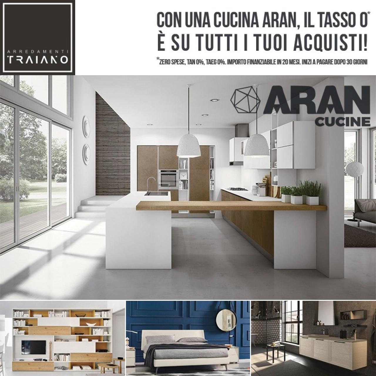 Con una Cucina Aran, il Tasso 0 è su tutta la casa! | Offerte Mobili ...