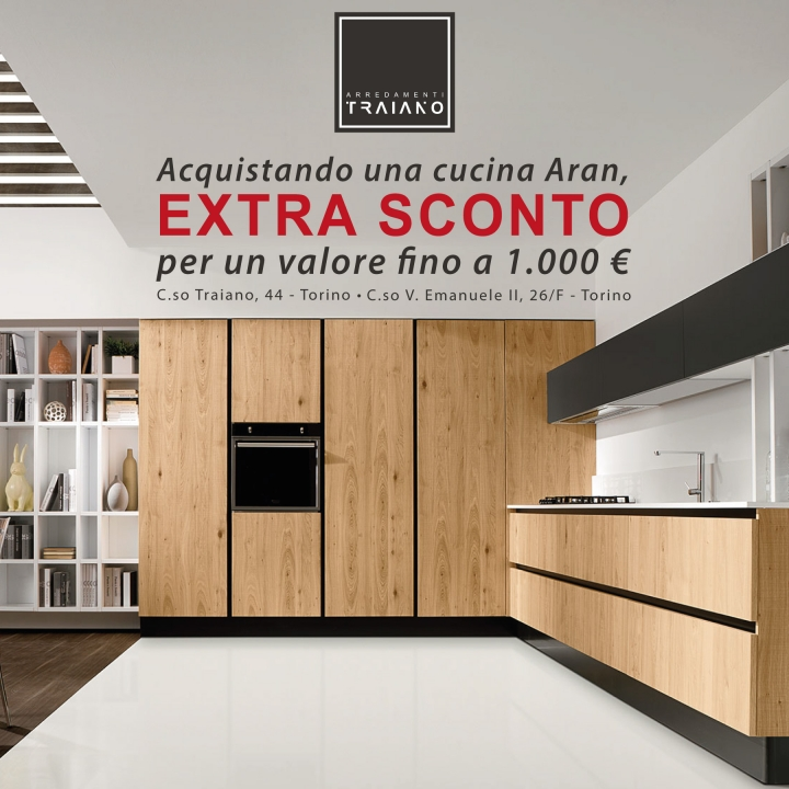 Offerte Mobili Torino | Arredamenti Traiano