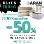 Aran Cucine: Black Friday 2019
