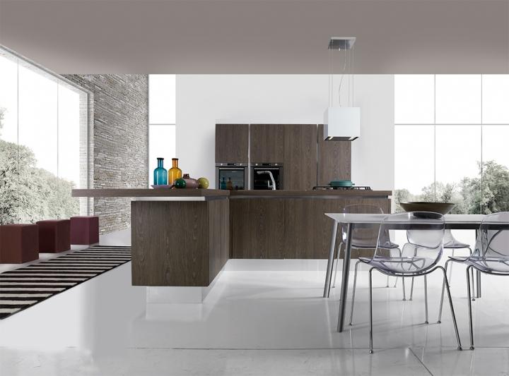 Bella - Cucina | Cucine Aran Cucine Torino | Arredamenti Traiano