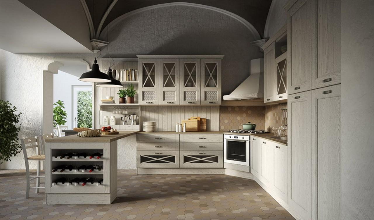 Bellagio - Cucina   Cucine Aran Cucine Torino   Arredamenti Traiano