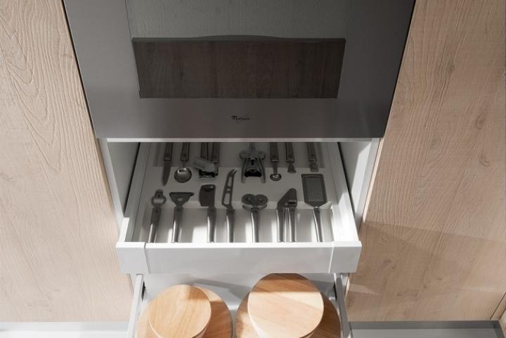 Erika cucina cucine aran cucine torino arredamenti traiano - Palme con il cui legno si fanno sedie e tavoli ...