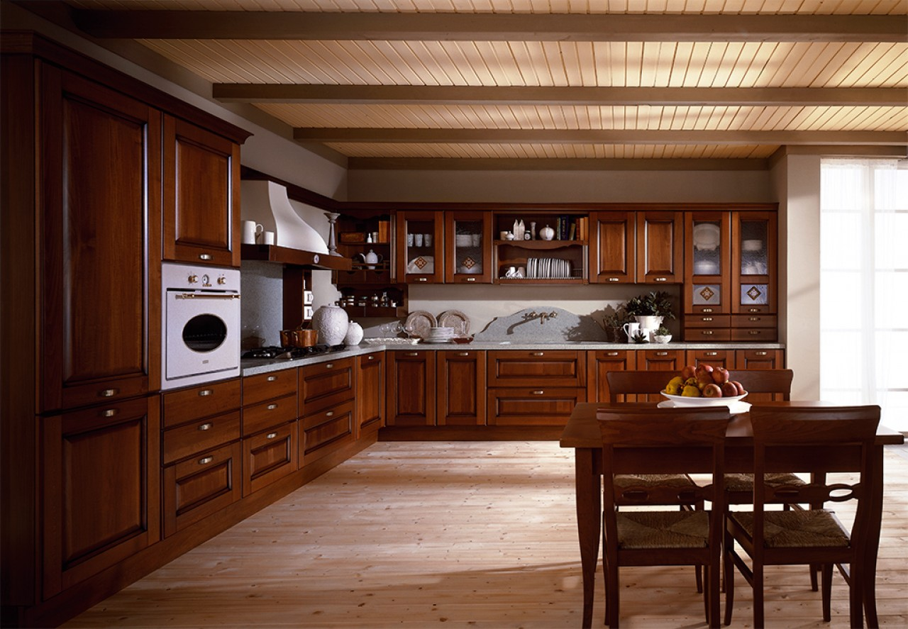Etrusca cucina cucine aran cucine torino arredamenti traiano - Aran cucine torino ...