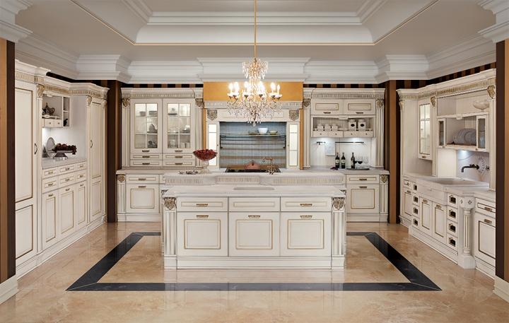 Imperial cucina cucine aran cucine torino for Cucine design torino