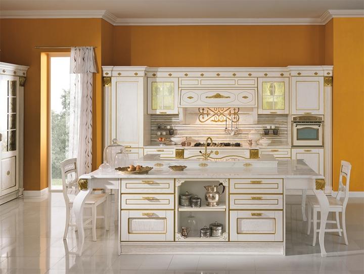 Imperial cucina cucine aran cucine torino arredamenti traiano for Arredamenti traiano torino