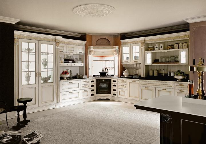Imperial cucina cucine aran cucine torino arredamenti traiano - Aran cucine torino ...