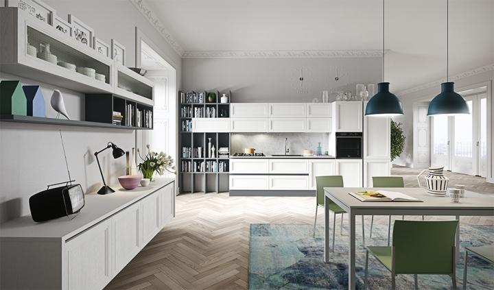 Magistra cucina cucine aran cucine torino arredamenti traiano - Offerte aran cucine ...