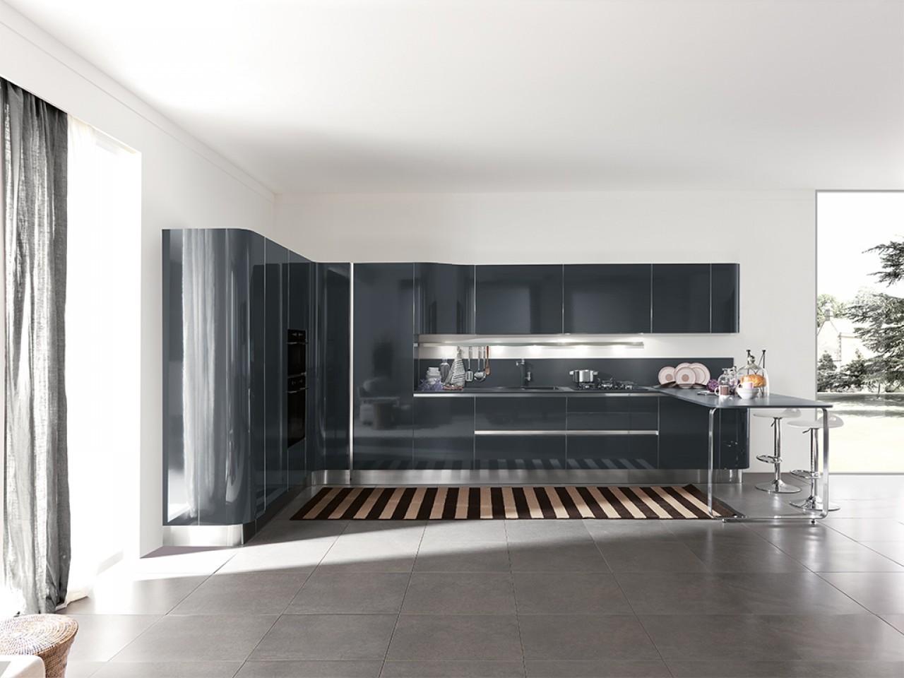 Mirò Colours - Cucina | Cucine Aran Cucine Torino | Arredamenti Traiano