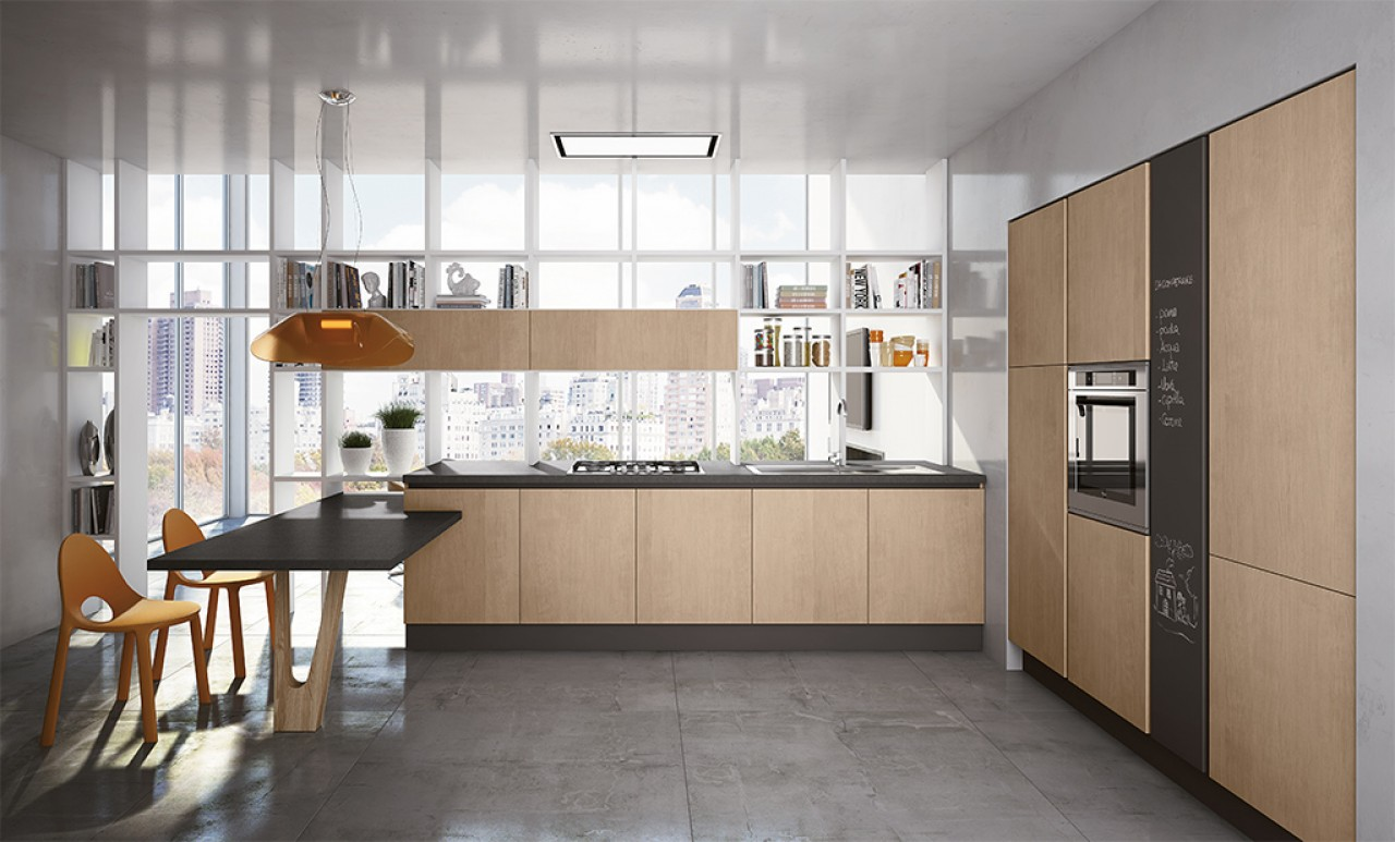 Penelope cucina cucine aran cucine torino - Cucine classiche aran ...