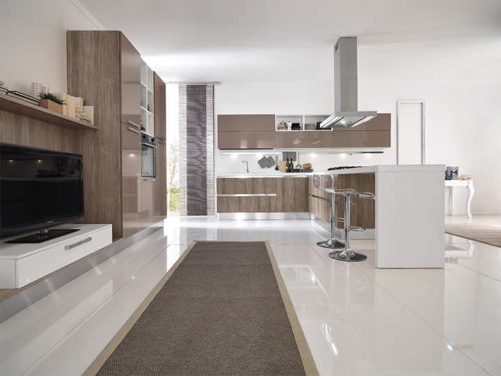 Terra - Cucina | Cucine Aran Cucine Torino | Arredamenti Traiano