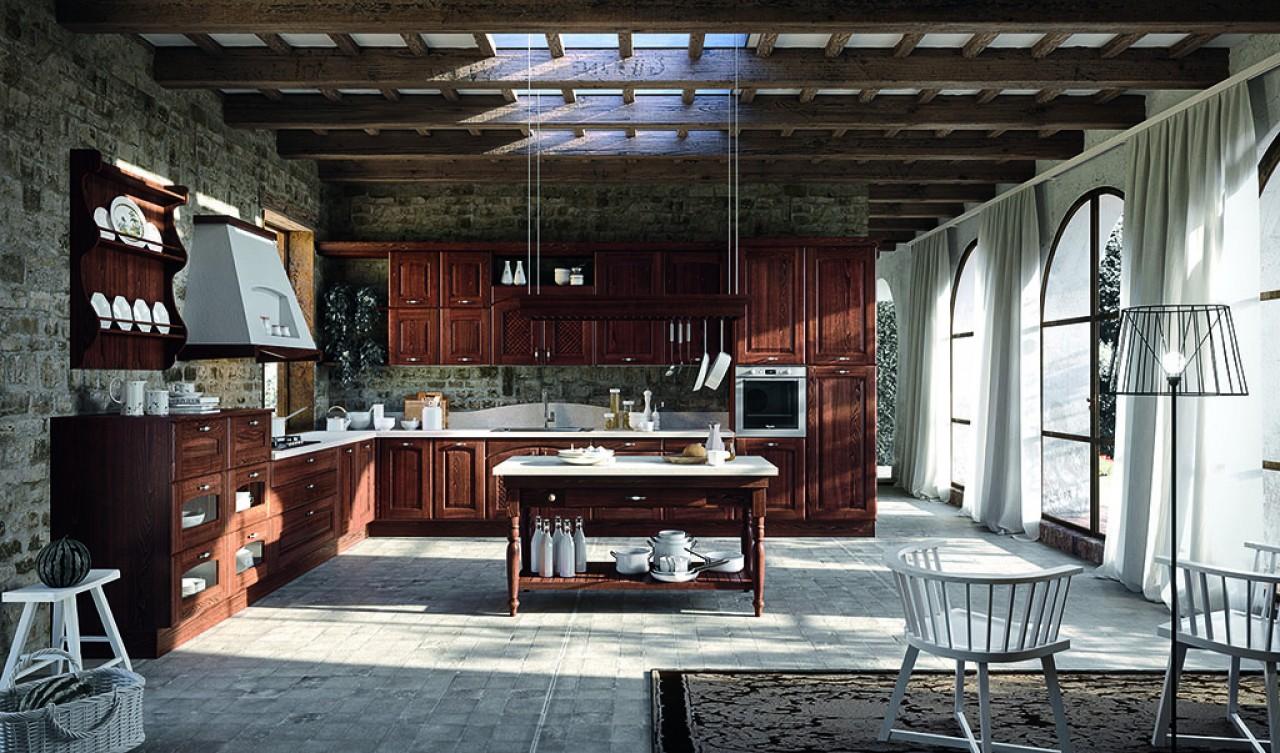 Trevi cucina cucine aran cucine torino arredamenti for Arredamenti traiano torino