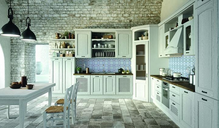 Trevi cucina cucine aran cucine torino arredamenti traiano - Aran cucine torino ...