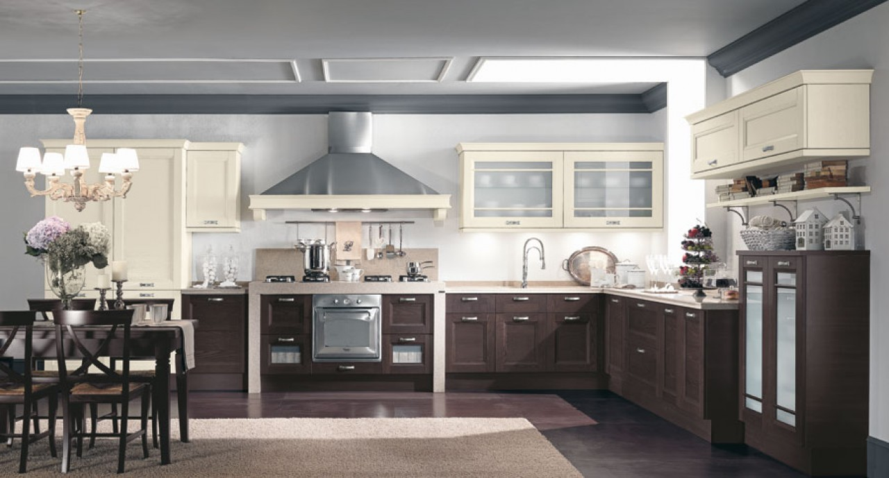 Ginger cucina cucine vitali cucine torino for Diemme arredamenti