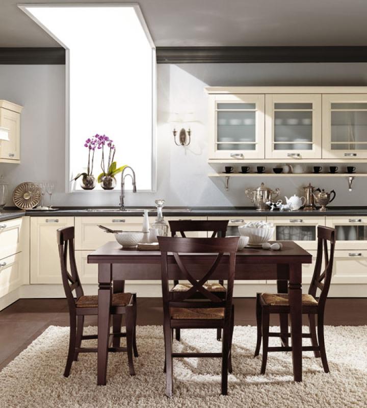 Ginger cucina cucine vitali cucine torino arredamenti traiano for Arredamenti traiano torino