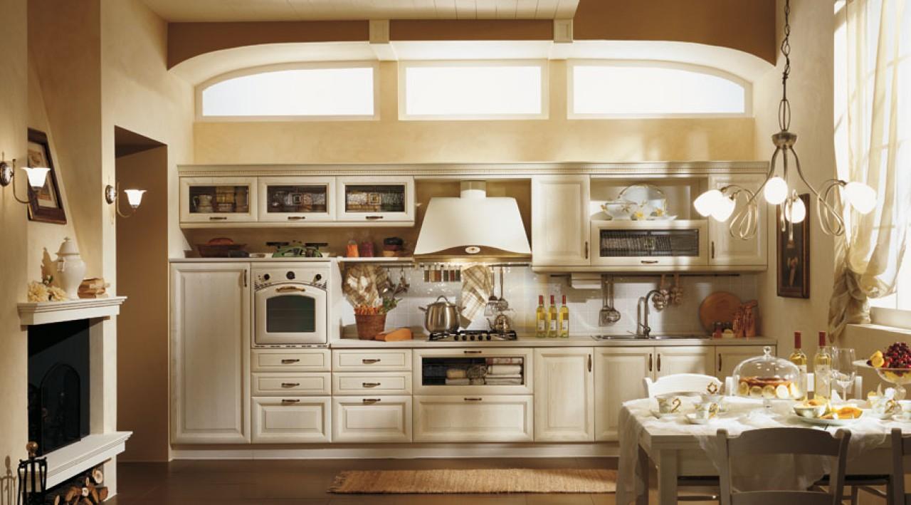 Preziosa cucina cucine vitali cucine torino arredamenti traiano for Arredamenti traiano torino