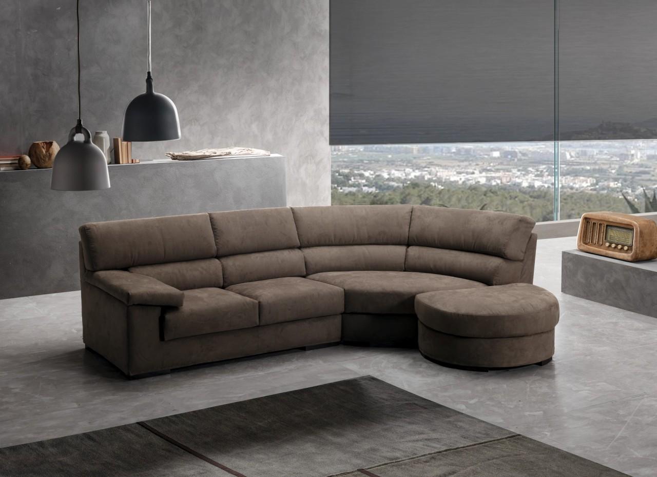 Almiron divano in tessuto divani e relax excò sofa torino