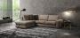 Lerroy divano in tessuto divani e relax exc sofa for Arredamenti traiano