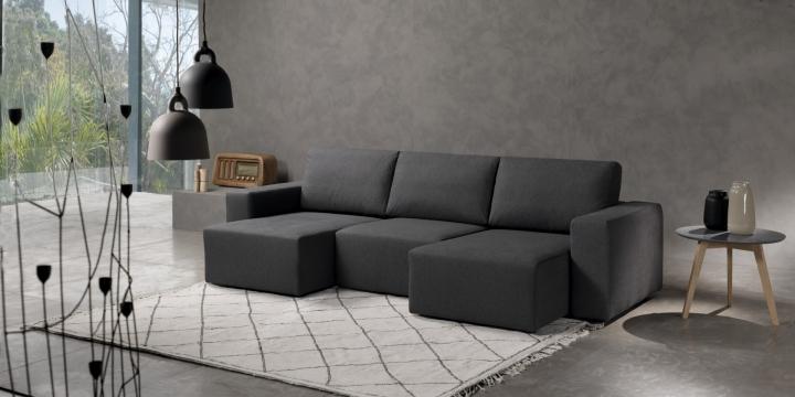 Samuel Design Divani.Samuel Divano In Tessuto Divani E Relax Exco Sofa Torino